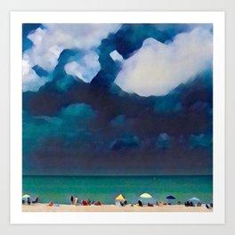On the Michigan Shore #20 Art Print