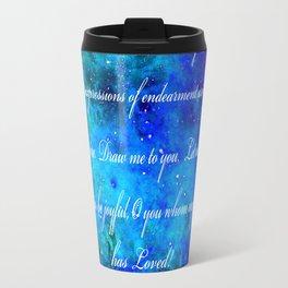 LOVE:  THE SONG OF SOLOMON Travel Mug
