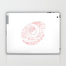 Red Dots Laptop & iPad Skin