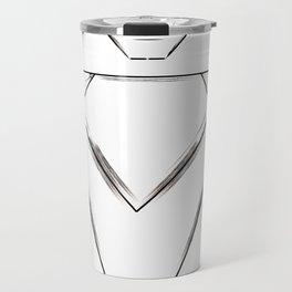robot pht illustrator Travel Mug