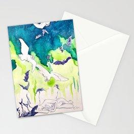 Reve de la Lune Stationery Cards