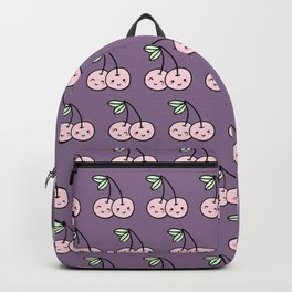 Kawaii Cherries Backpack