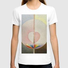 """Hilma af Klint """"The Dove, No. 01, Group IX-UW, No. 25"""" T-shirt"""