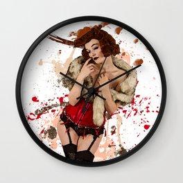 Pin Me Up Wall Clock