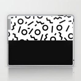 Memphis pattern 42 Laptop & iPad Skin