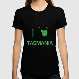 I heart Tasmania T-shirt