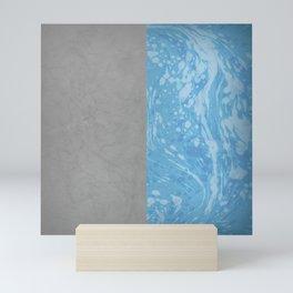 Rock & Water Mini Art Print