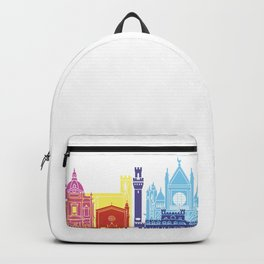 Siena skyline pop Backpack