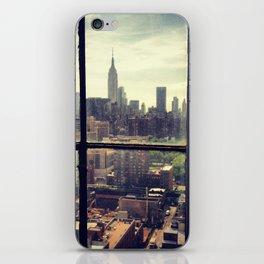 i love NY iPhone Skin