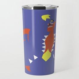 Mega Garchomp Travel Mug