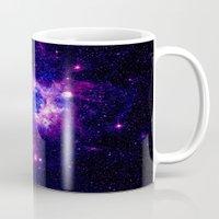 nebula Mugs featuring nebulA. by 2sweet4words Designs