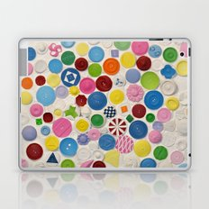 Button Box Laptop & iPad Skin