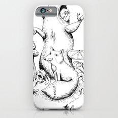 The fox Slim Case iPhone 6s