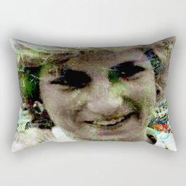 LADY DIANA Rectangular Pillow