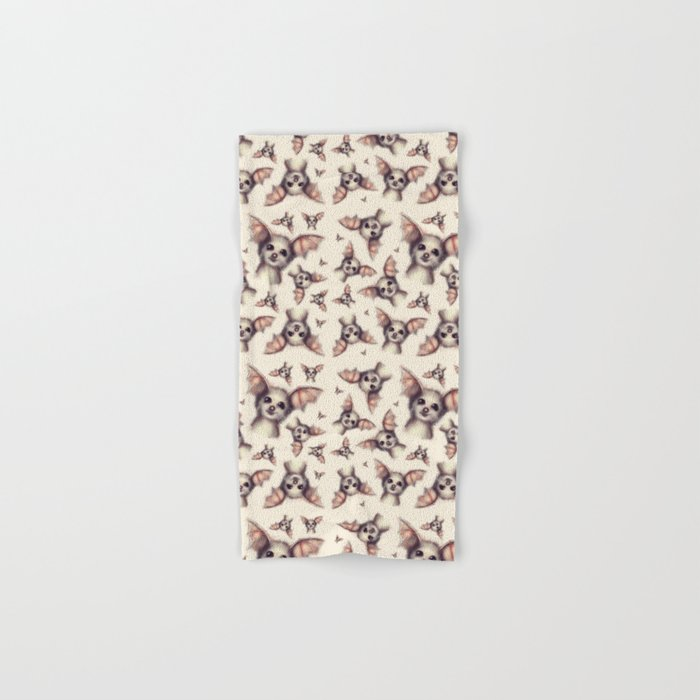 What the Fox - Pattern Hand & Bath Towel