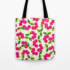 Cherry Picking #society6 #decor #buyart Tote Bag