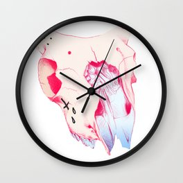 SKULL/ Wall Clock