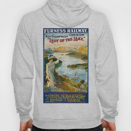 Furness Railway and Lady of the Lake Hoody
