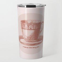 A Teacup With Hairy Ears Travel Mug