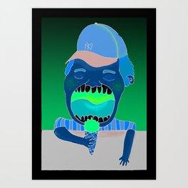 Arthur  Art Print