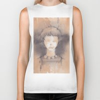 lucy Biker Tanks featuring Lucy by Shiro