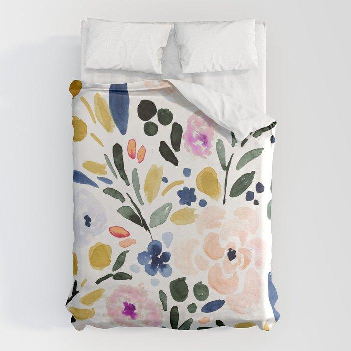 Sierra Floral Bettbezug