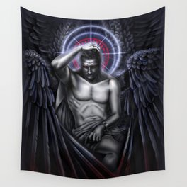 Sympathy for the Devil Wall Tapestry