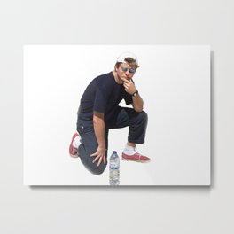 Mac Demarco Metal Print