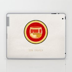 Don Draper Laptop & iPad Skin