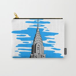 Shine like the top of the Chrysler Building! Carry-All Pouch