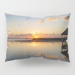 Gazebo at Sunset Pillow Sham