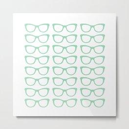 Glasses #5 Metal Print