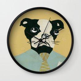 Mr. B Wall Clock