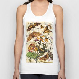 Insect Life Unisex Tank Top