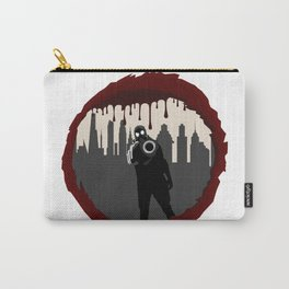 Zombie Control (Shooter) Carry-All Pouch