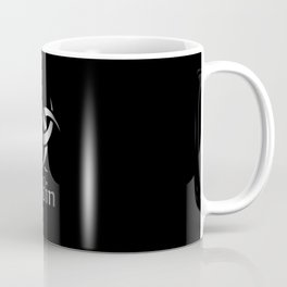horns of Odin, a satanist symbol Coffee Mug