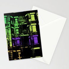 In the DC Streets  Stationery Cards