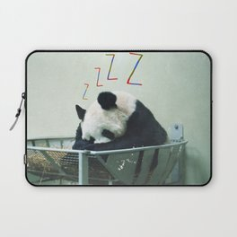 Sleepy Panda Laptop Sleeve