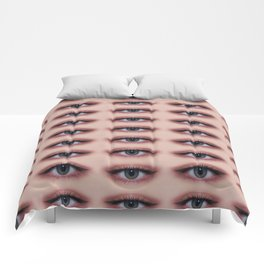 eyesSs on you Comforters