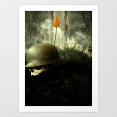 No More War! Art Print