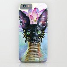 Cat Goddess Slim Case iPhone 6s