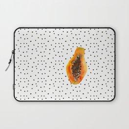 Papaya vibes Laptop Sleeve