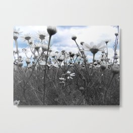 BlueMonday Metal Print