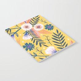Sunshine florals Notebook