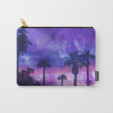 Palm Beach Galaxy Universe Watercolor Carry-All Pouch