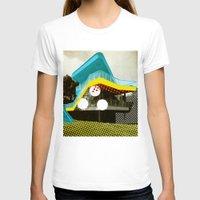 bauhaus T-shirts featuring BauHaus 4 by Marko Köppe