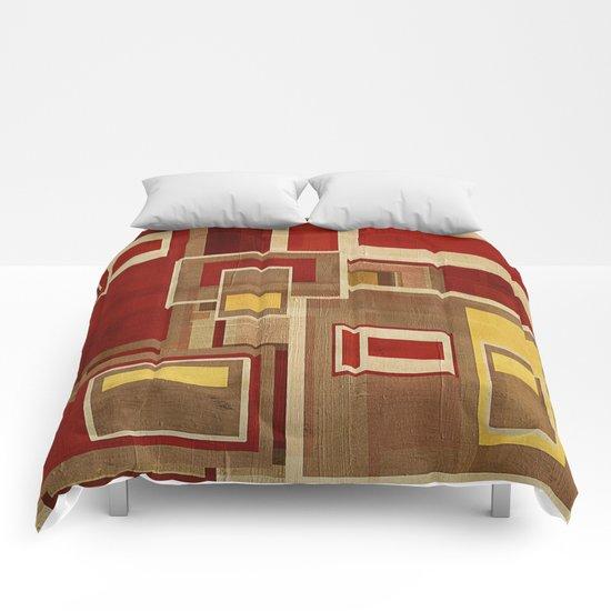 Textures/Abstract 93 Comforters