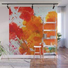 Splat! Wall Mural