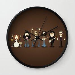 Cowbell v1 Wall Clock