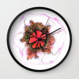 agitate Wall Clock